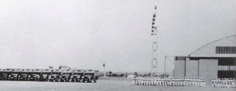 KOUFRA, début d'une épopée -26 janvier-1er mars 1941 Troupe10