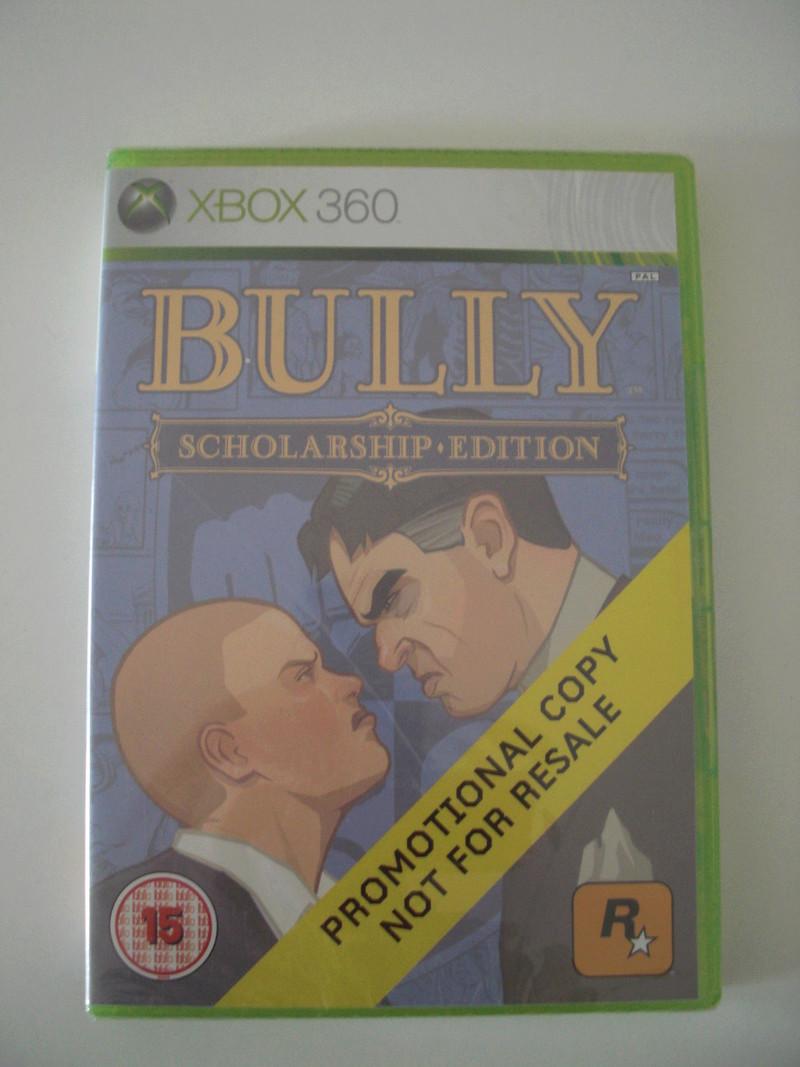 [ESTIM] Bully Xbox 360 Neuf Promotional Copy Cimg0931