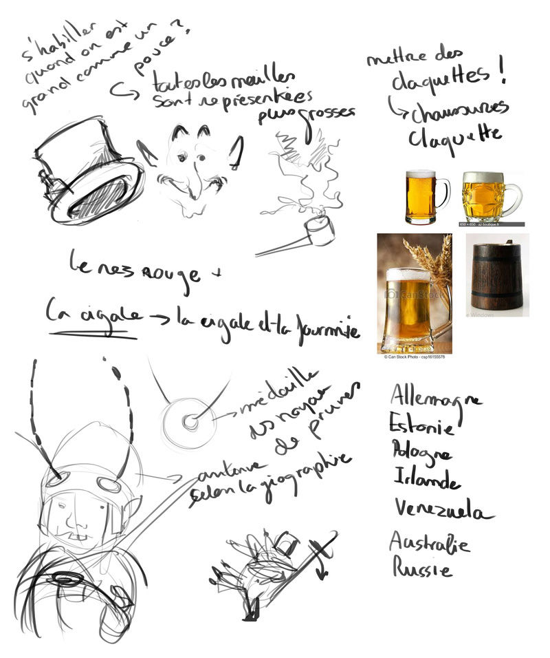 Workshop printemps IM 1-  [Character Design] - Page 2 Challe11