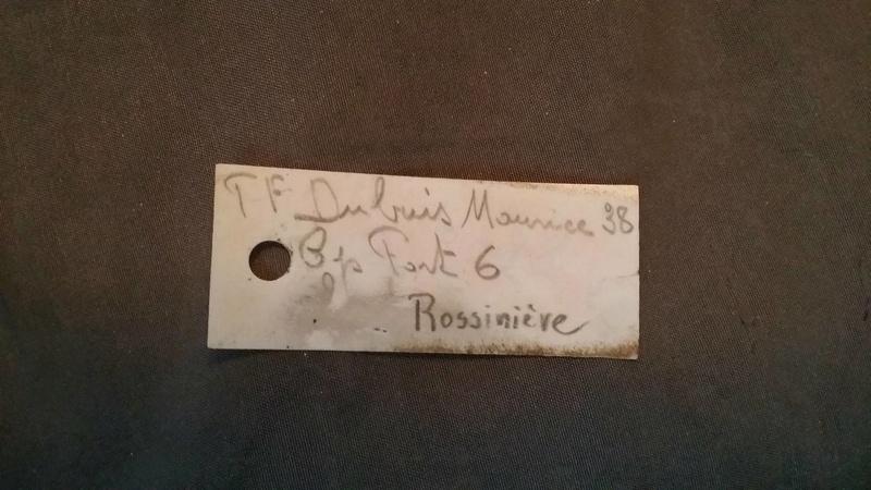 Achat d'un Mousqueton 1931  22831312