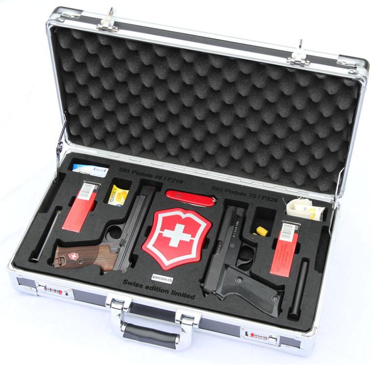Mallette pour SIG P49 & P75 95510