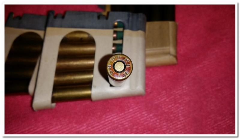 Munition GP11 - marquage FM 25 Gp110810