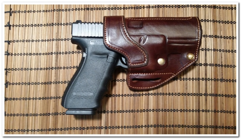 """HOLSTER """"STAND"""" by SLYE  Hols0012"""