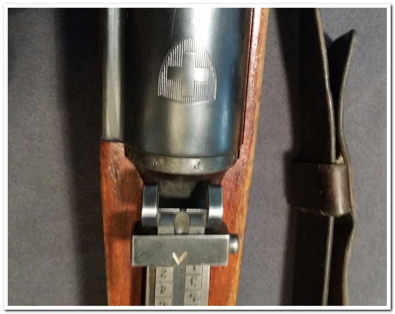 Achat d'un Mousqueton 1931  K31_0034