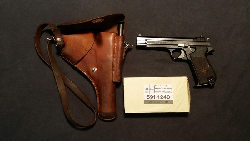 Vous prenez quoi comme 9mm pour pistolet et carabine? P21010