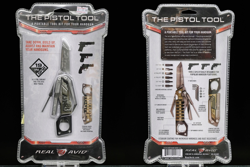Outil pratique - Real Avid Pistol Tool Real-a11