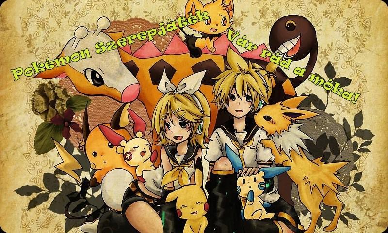 Pokémon Szerepjáték
