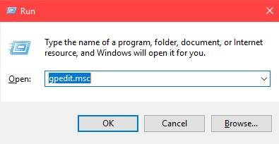 Two ways of disabling Windows Defender under Windows 10. Screen11
