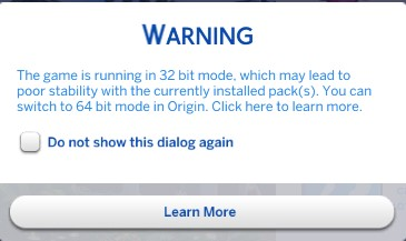 The Sims 4 crashes/freezes/lags/causes shutdowns, possible fixes.  Screen21