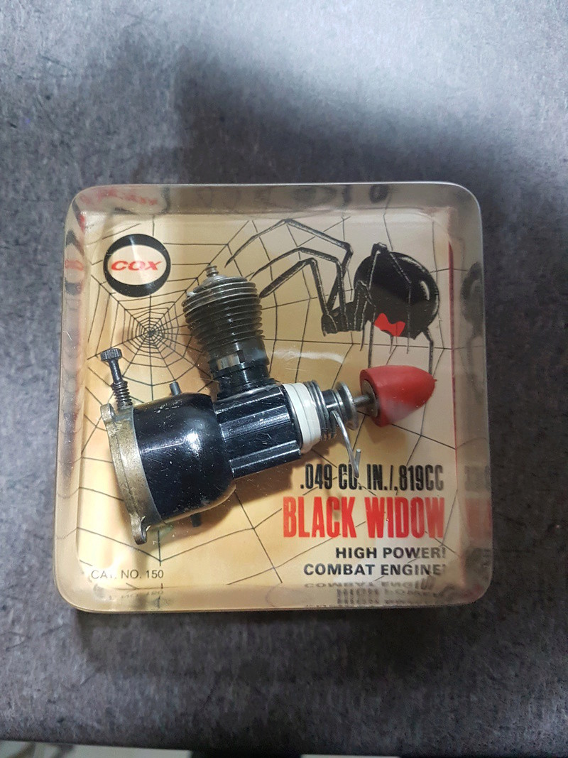 Did I just get a fake Black Widow??? - Page 2 20180511