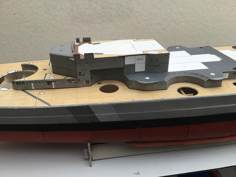 DKM Bismarck, 1 : 200 von Halinski, gebaut von gez10x11 - Seite 2 Img_1248