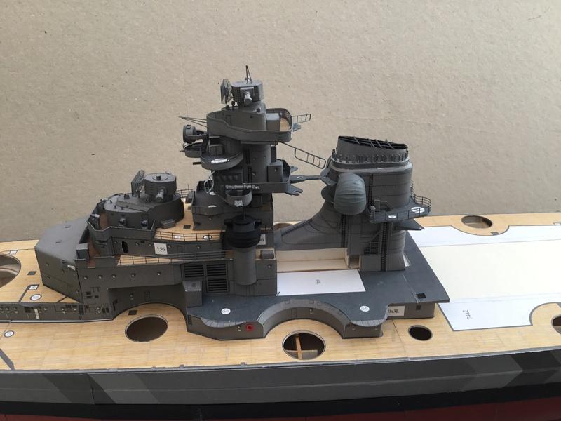 DKM Bismarck, 1 : 200 von Halinski, gebaut von gez10x11 - Seite 2 Img_1259