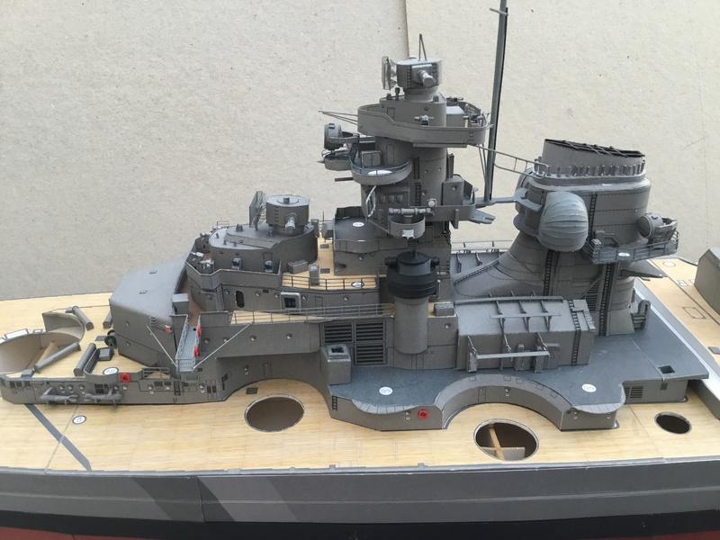 DKM Bismarck, 1 : 200 von Halinski, gebaut von gez10x11 - Seite 2 Img_1264
