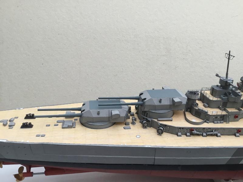 DKM Bismarck, 1 : 200 von Halinski, gebaut von gez10x11 - Seite 4 Img_1349