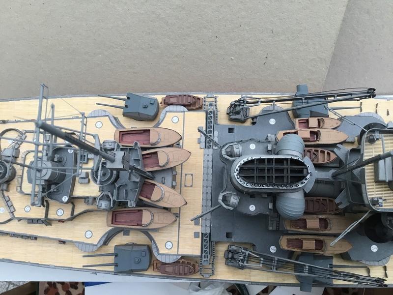 DKM Bismarck, 1 : 200 von Halinski, gebaut von gez10x11 - Seite 4 Img_1353