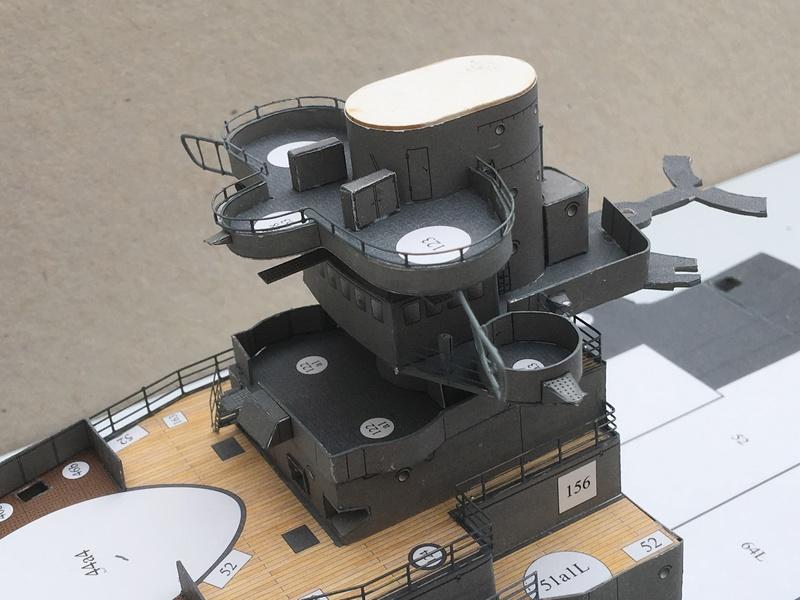 DKM Bismarck, 1 : 200 von Halinski, gebaut von gez10x11 - Seite 2 Img_3146