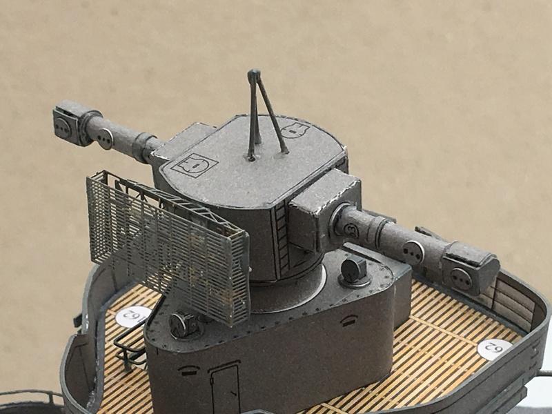 DKM Bismarck, 1 : 200 von Halinski, gebaut von gez10x11 - Seite 2 Img_3212