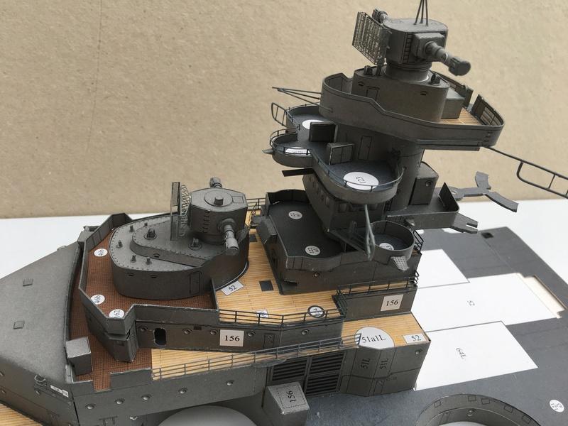 DKM Bismarck, 1 : 200 von Halinski, gebaut von gez10x11 - Seite 2 Img_3220
