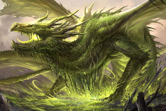 Mémoires de la dragonne émeraude Emeral10