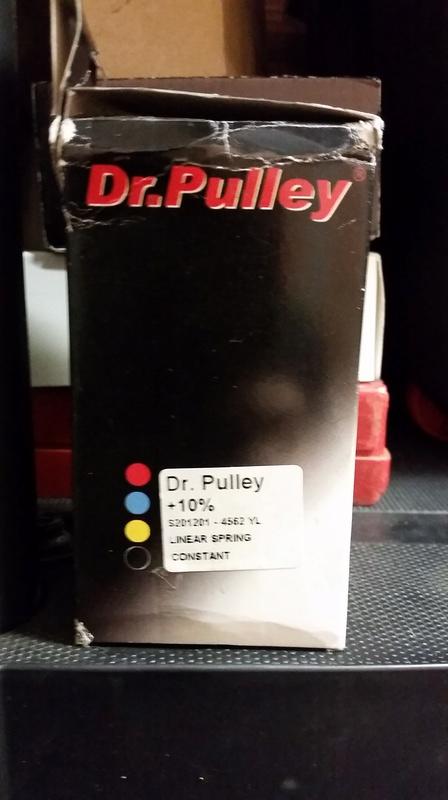 [VENDS] Ressort de poussé Dr Pulley  20171030