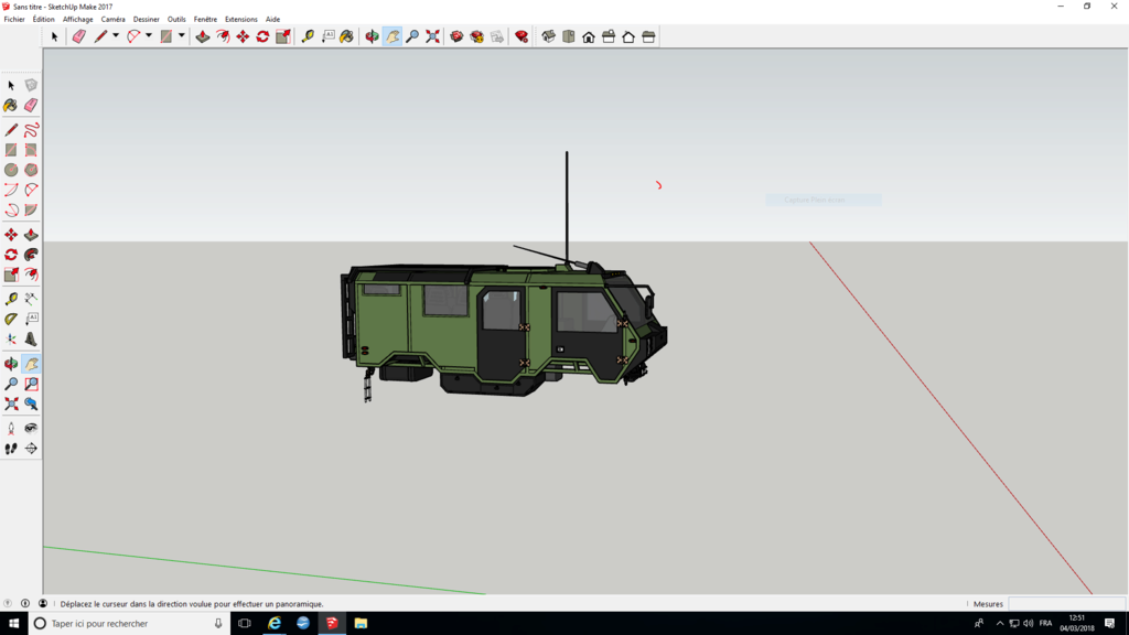 Camion Oshkosh HEMTT 1/10 6x6 3D : Spécial SVA 2018 - Page 3 Cellul10