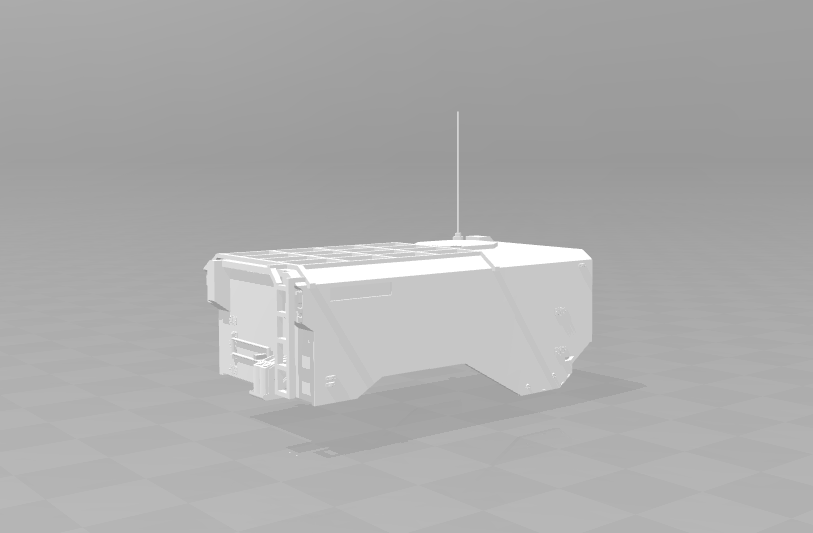 Camion Oshkosh HEMTT 1/10 6x6 3D : Spécial SVA 2018 - Page 3 Cellul12