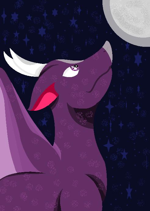Partage de quelques dessins... Dragon10
