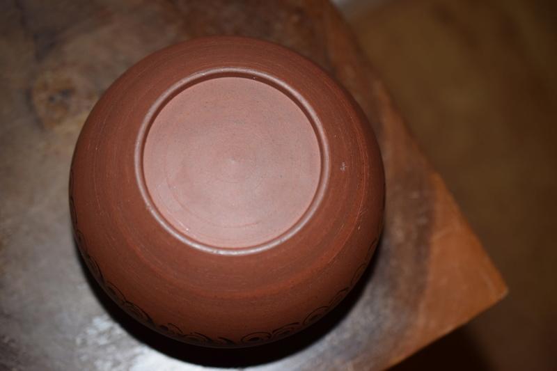 Clay tabacco jar??Maker?? Dsc_0011