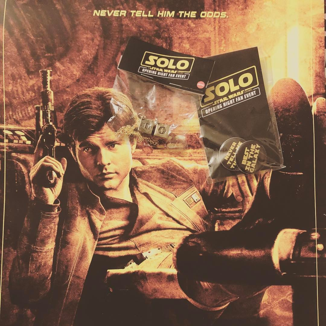 Solo: A Star Wars Story [SPOILERS ALLOWED] - Page 4 32026310