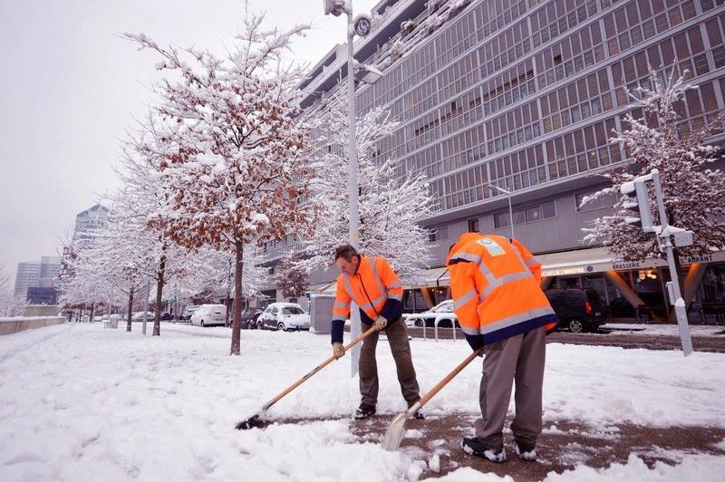 Problèmes liés à la neige 27709410