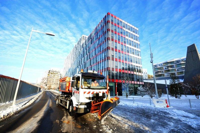 Problèmes liés à la neige 27709510