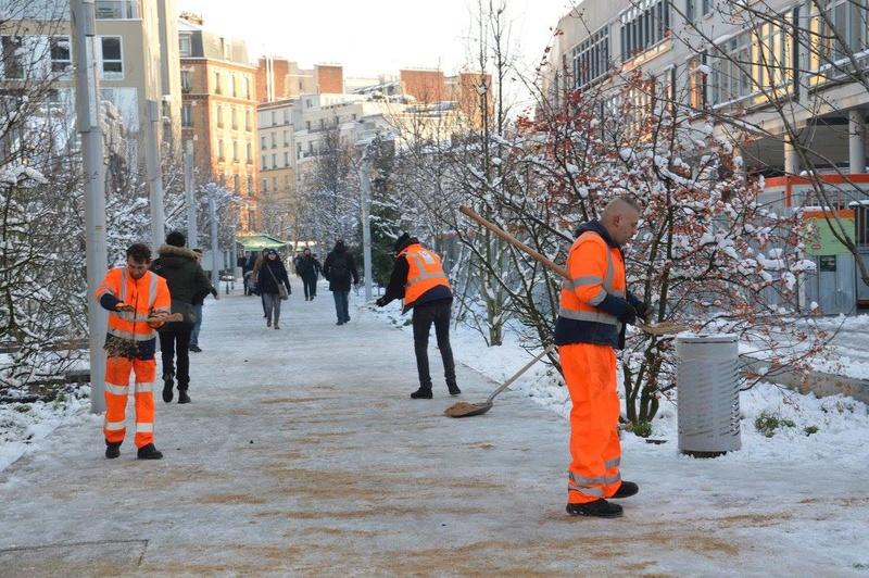 Problèmes liés à la neige 27912510