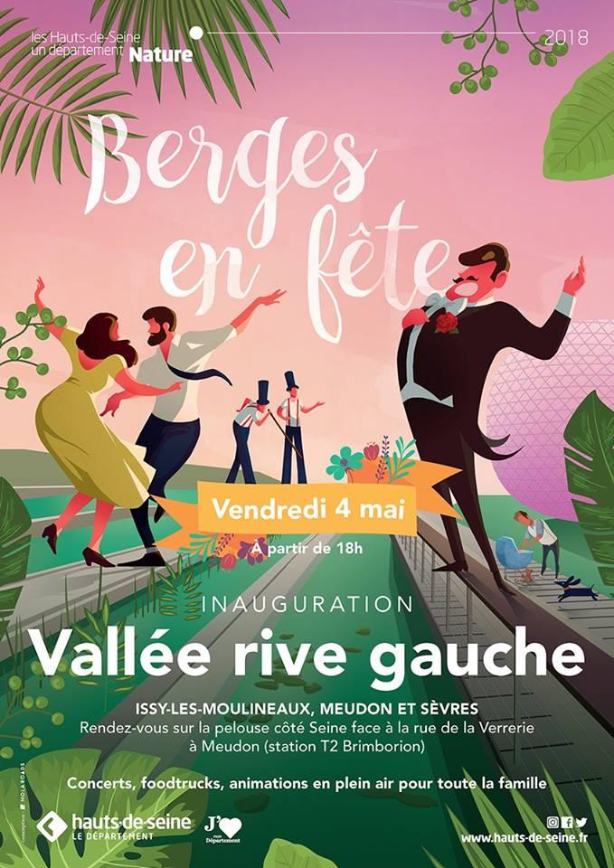 Evènements autour des berges de Seine 31682410