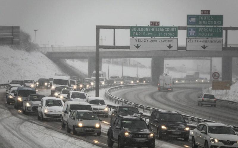 Problèmes liés à la neige 75447910