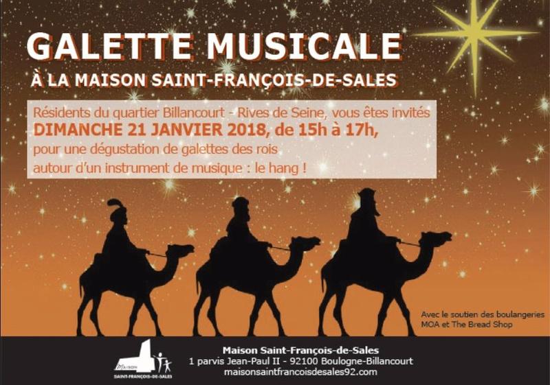 Evènements proposés par la Maison Saint François de Sales Clipb111