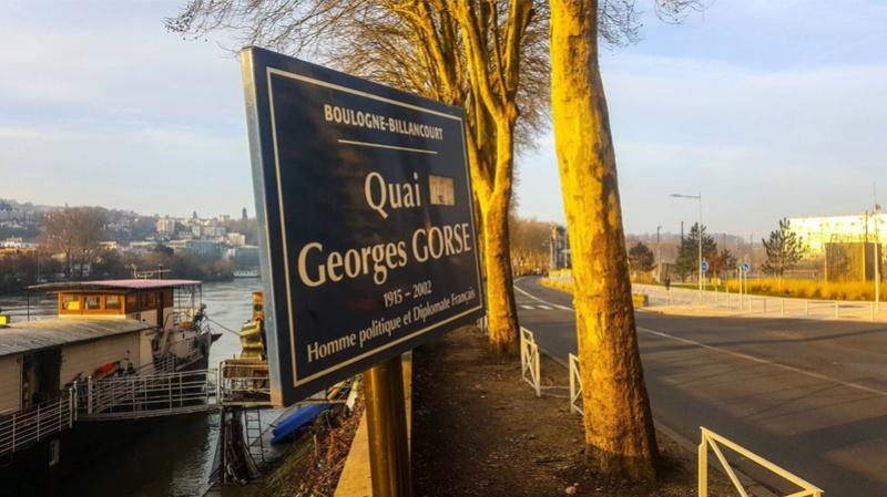 Quai Georges Gorse - RD1 Clipb154