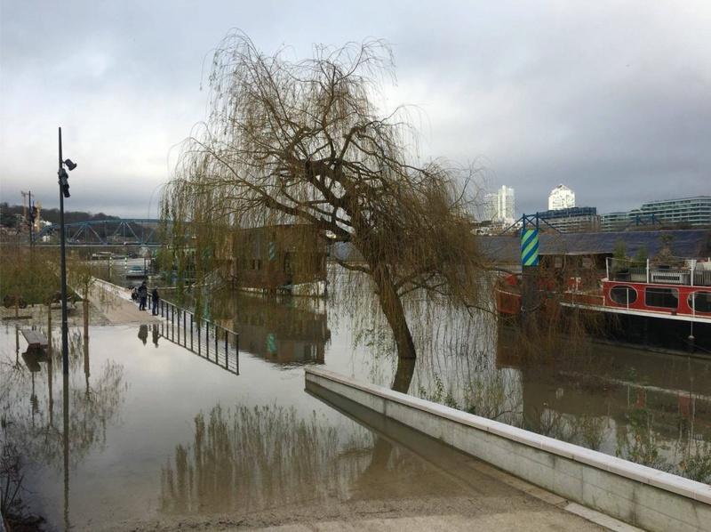 Crues de la Seine Clipb159