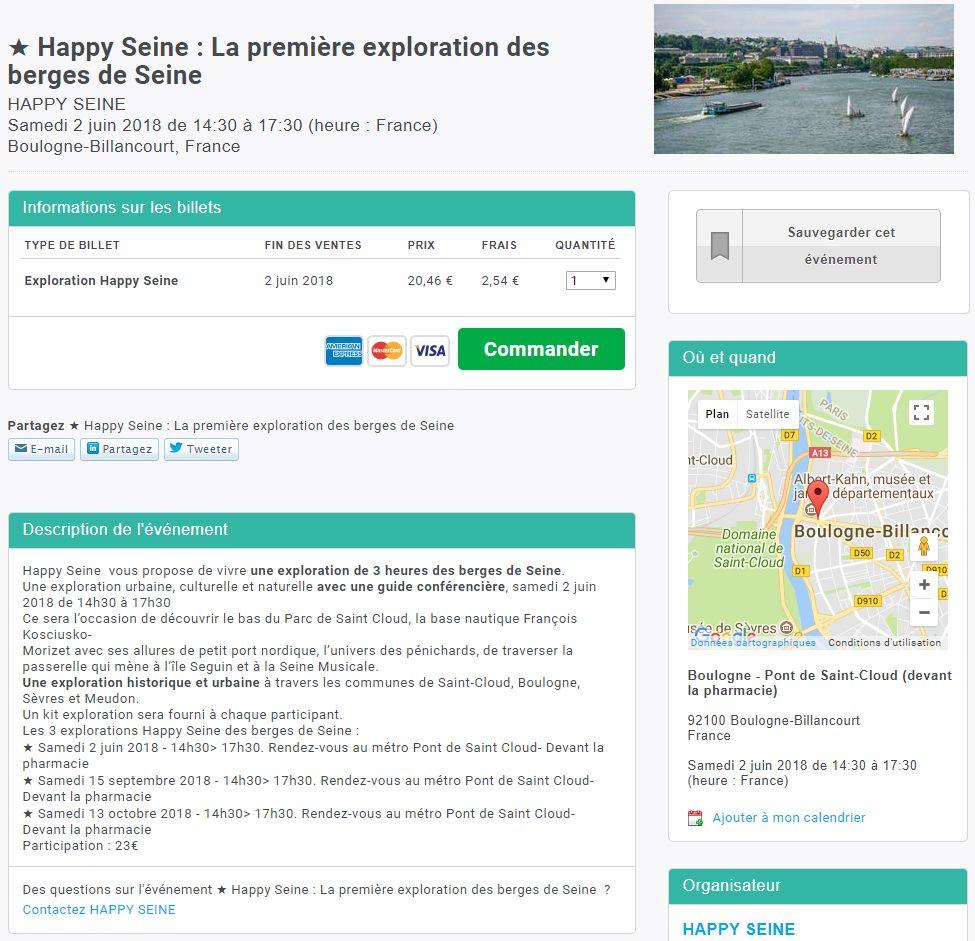 Evènements autour des berges de Seine Clipb180