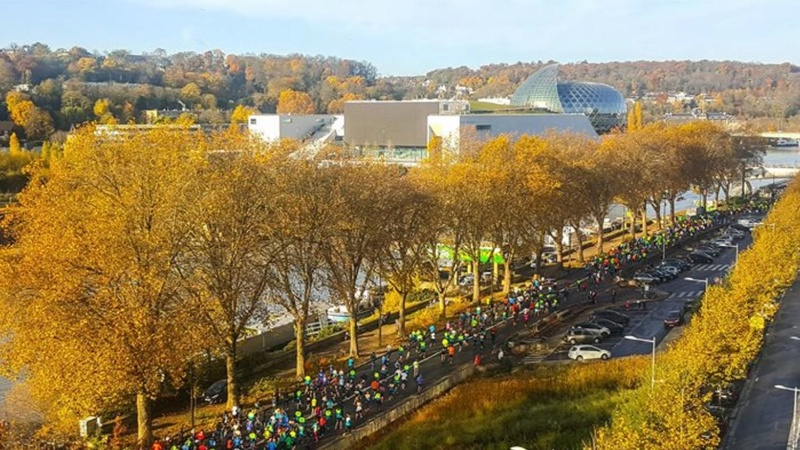 Semi-marathon de Boulogne-Billancourt Clipbo85
