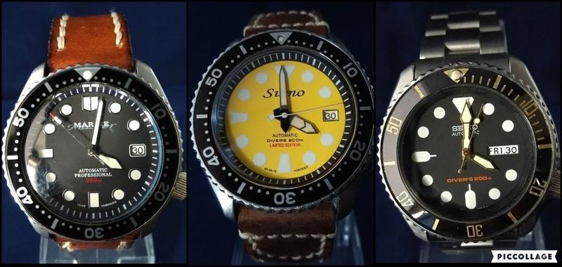 A trio of skx007  Collag12
