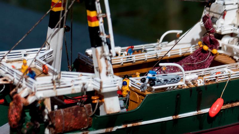 Bonne pêche pour le ROC AMADOUR (1:200) 00213