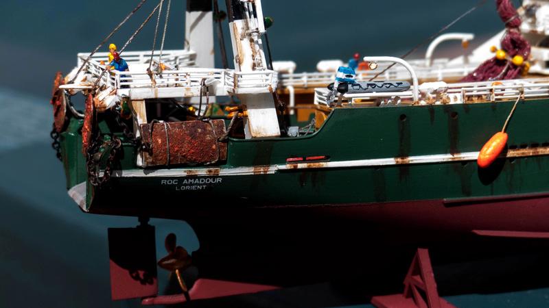 Bonne pêche pour le ROC AMADOUR (1:200) 00313