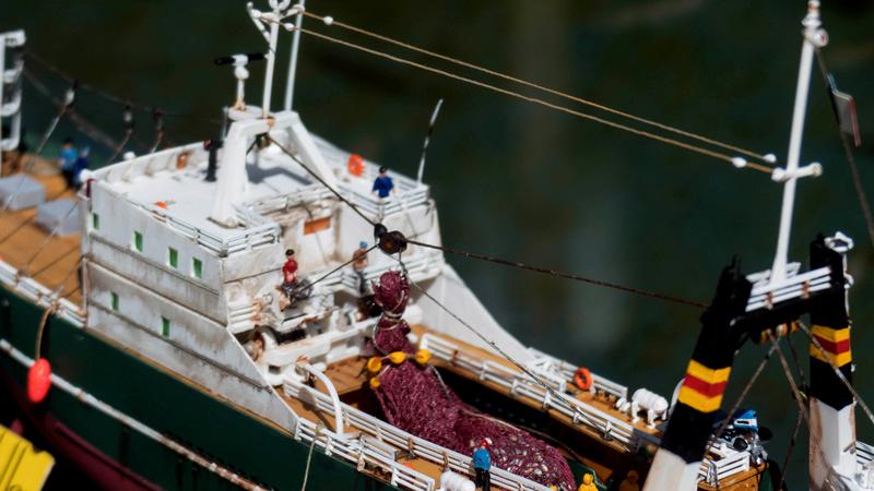 Bonne pêche pour le ROC AMADOUR (1:200) 00913