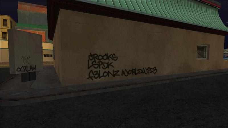 [REL] Felons Gang Environment + Graffiti Btuiij10