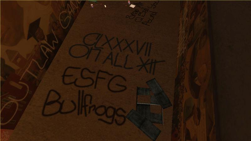 [REL] Felons Gang Environment + Graffiti Hbykhp10