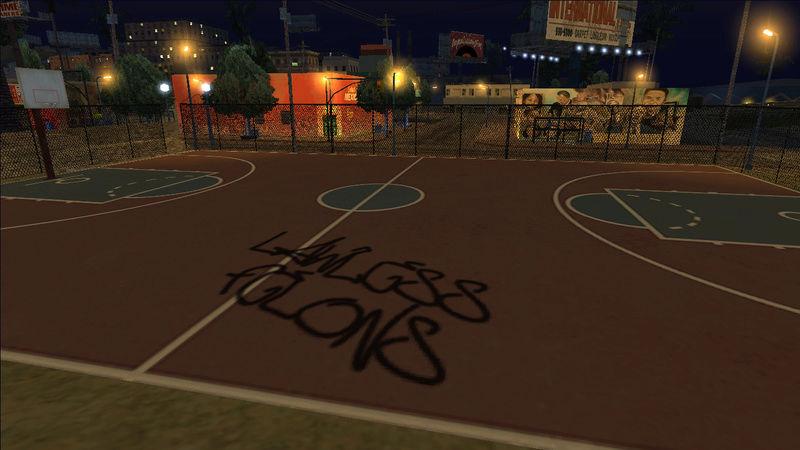 [REL] Felons Gang Environment + Graffiti Wrcune10
