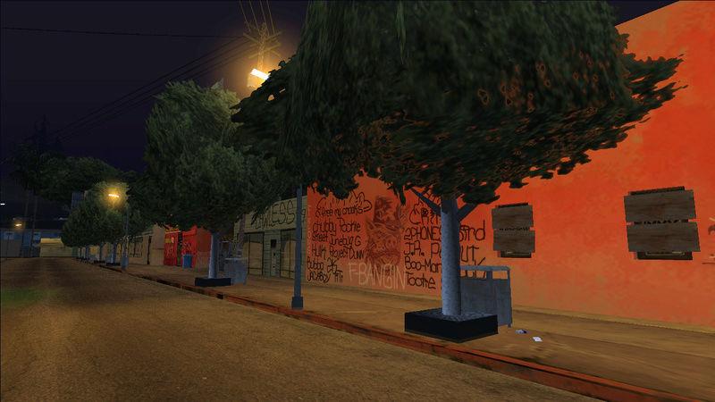 [REL] Felons Gang Environment + Graffiti Ygvude10