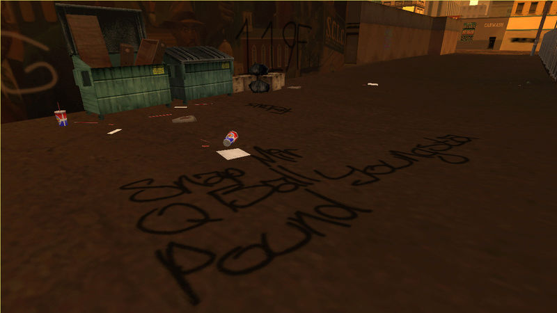 [REL] Felons Gang Environment + Graffiti Yvjlj510