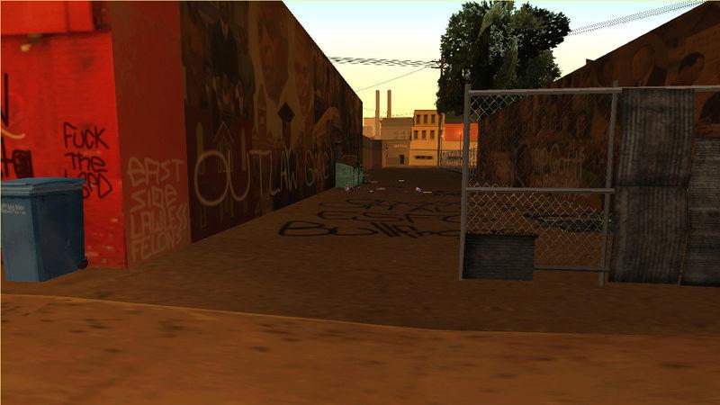 [REL] Felons Gang Environment + Graffiti Yvurgg10
