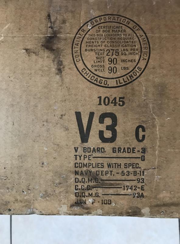 CAISSE RATION US WW2 besoin d'information  A8ec6010